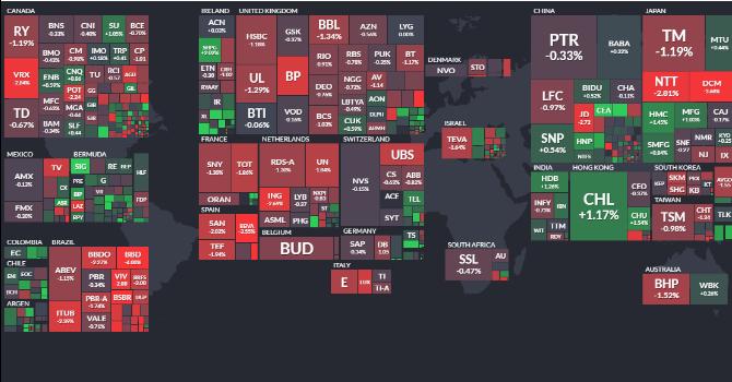 Trước giờ giao dịch 1/4: Market Vectors cũng đang bị rút ròng