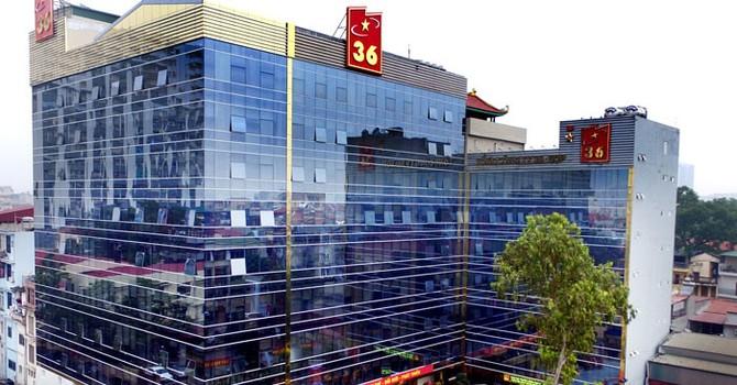 IPO 4,3 triệu cổ phần Tổng Công ty 36 ngày 14/4