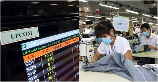 8 cổ phiếu dồn dập lên UPCoM trong tuần đầu tháng 4