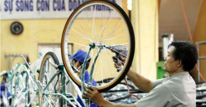 IPO 3 triệu cổ phần Xe đạp Thống Nhất trên HNX
