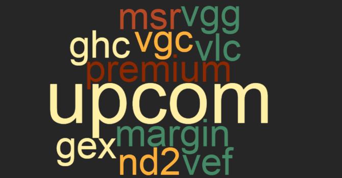 HNX sẽ công bố bảng UPCoM Premium vào 24/6