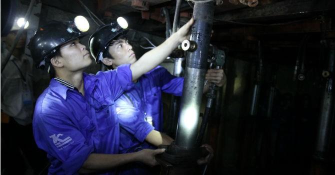 Địa chất Mỏ - TKV trở thành cổ phiếu thứ 306 của sàn UPCoM