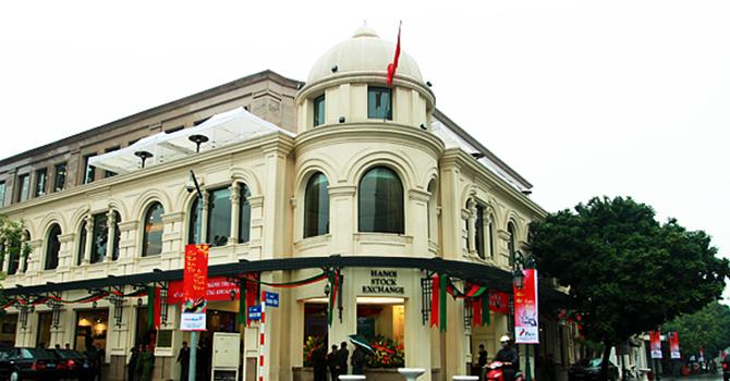 Giá trị giao dịch của HNX chiếm 3/4 doanh số cả thị trường chứng khoán Việt Nam