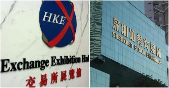 Trung Quốc sẽ thông 2 sàn Hong Kong và Thâm Quyến trong năm nay