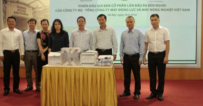 2 phiên đấu giá tháng 8, HNX thu về cho Nhà nước hơn 2.142 tỷ đồng