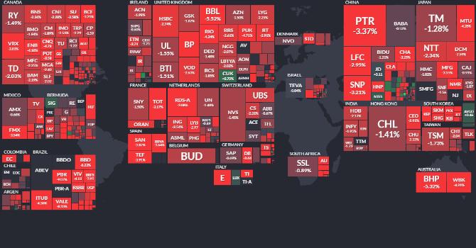 Trước giờ giao dịch 14/9: Thị trường đang căng, giá dầu lại giảm