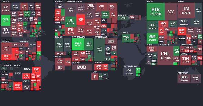 Trước giờ giao dịch 2/11: Chưa thoát được gánh nặng cổ phiếu dầu khí