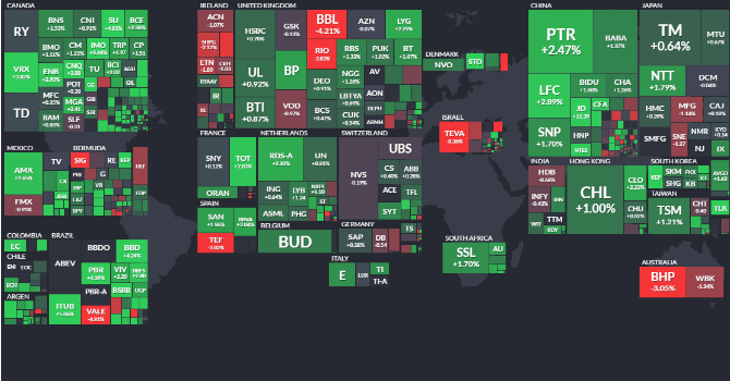 Trước giờ giao dịch 16/11: Giá dầu tiếp sức cho thị trường