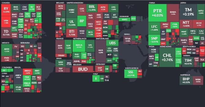 Trước giờ giao dịch 1/12: Đến lượt cổ phiếu dầu khí có cơ hội thể hiện