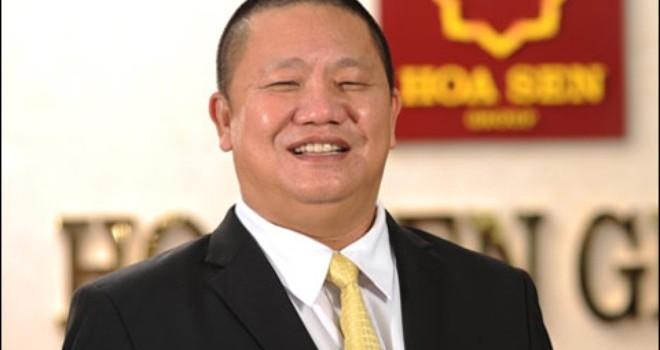 Top rich 28-4/12: Dự án Cà Ná được vào quy hoạch, ông chủ HSG có thêm 245 tỷ từ chứng khoán
