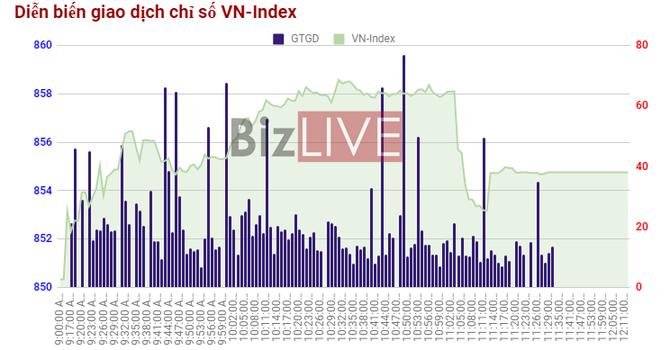 Chứng khoán sáng 8/11: VNM và VIC đua nhau lập kỷ lục giá mới