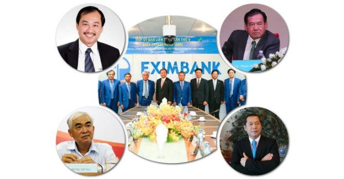 Ẩn số Chủ tịch Eximbank