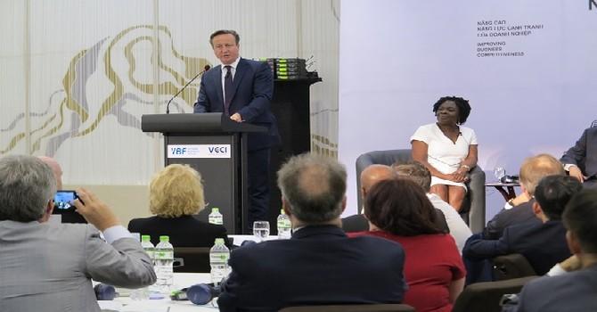Thủ tướng Anh: Kim ngạch thương mại Việt - Anh sẽ tăng gấp đôi vào 2020