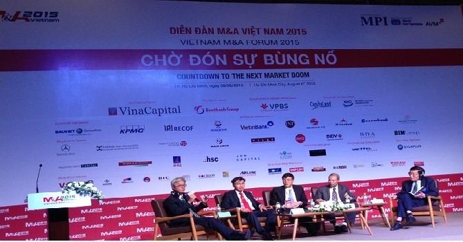 20 tỷ USD đổ vào các thương vụ M&A Việt Nam