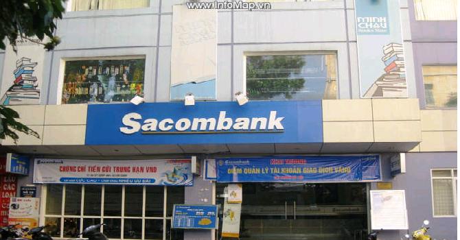Sacombank được bảo lãnh bất động sản
