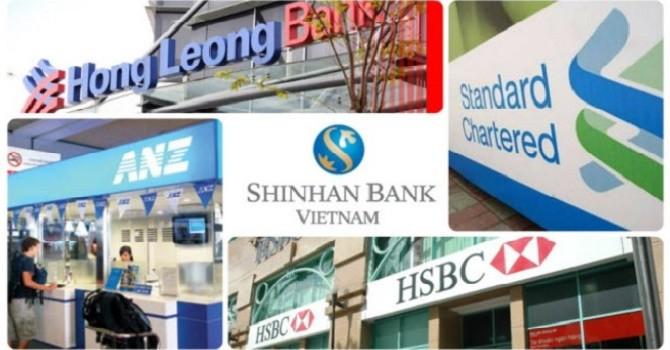 Khuyến khích ngân hàng ngoại mua lại ngân hàng Việt Nam