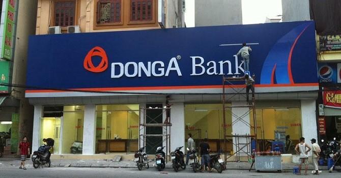 Hội đồng quản trị DongABank chỉ định Tổng giám đốc tạm thời