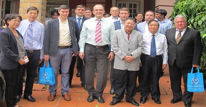 Doanh nghiệp Liên bang Nga tìm cơ hội ở Việt Nam