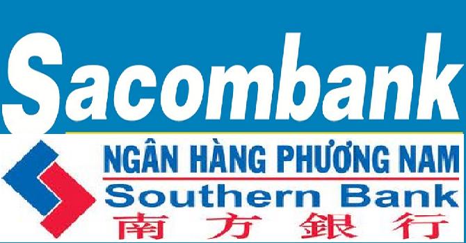 Từ 1/10, Sacombank chính thức tiếp nhận Southern Bank