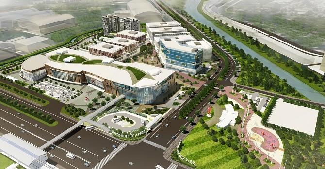 Khởi động dự án 130 triệu USD tại TP.HCM