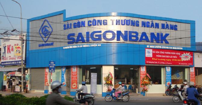 10,7 triệu cổ phiếu Saigonbank được đem ra đấu giá