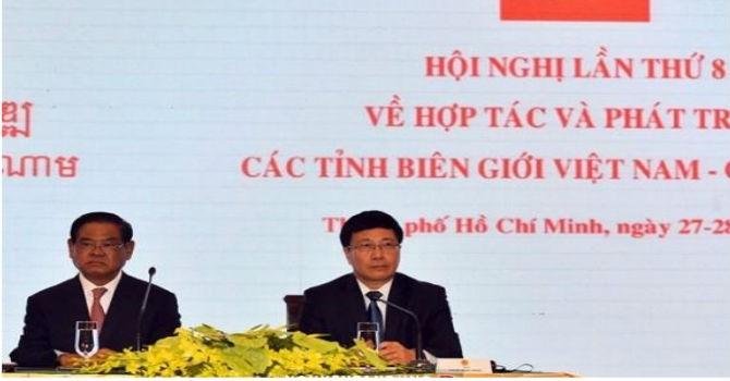 Việt Nam đứng thứ 2 đầu tư vào Campuchia