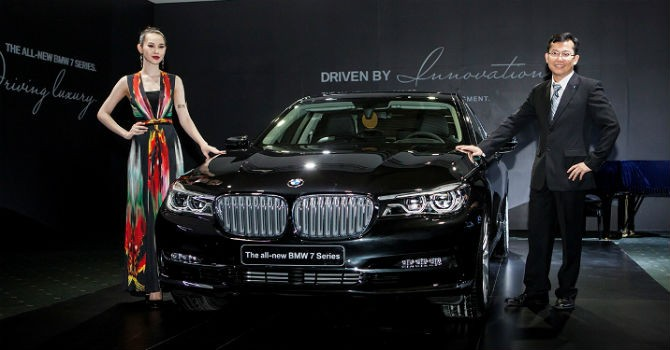 Euro Auto Introduces New BMW 7-Series amidst Tax Confusion