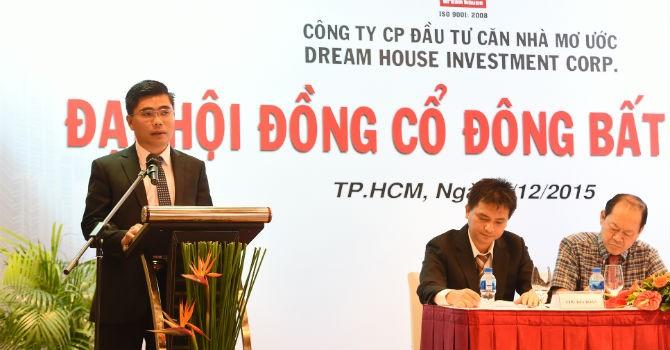 Dream House quay trở lại thị trường bất động sản