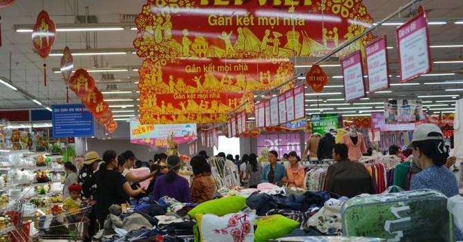 TP.HCM: Doanh nghiệp cam kết không tăng giá hàng Tết 2016
