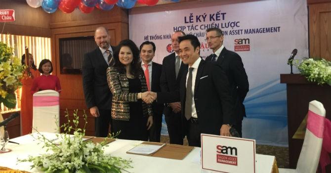 Quỹ SAM mua 15% cổ phần hệ thống nhà thuốc Mỹ Châu