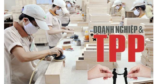 """Bị """"trói"""", doanh nghiệp Việt nhịn thèm """"mâm cỗ TPP thịnh soạn"""""""