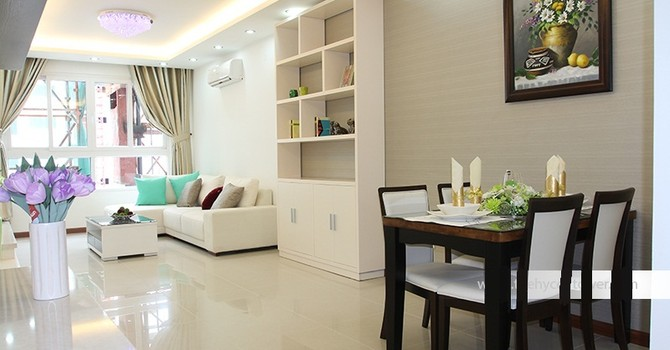 Quý IV/2015, gần 12.000 căn hộ tung ra thị trường TP.HCM