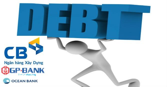 3 ngân hàng 0 đồng chiếm gần 50% nợ xấu ngân hàng TP.HCM