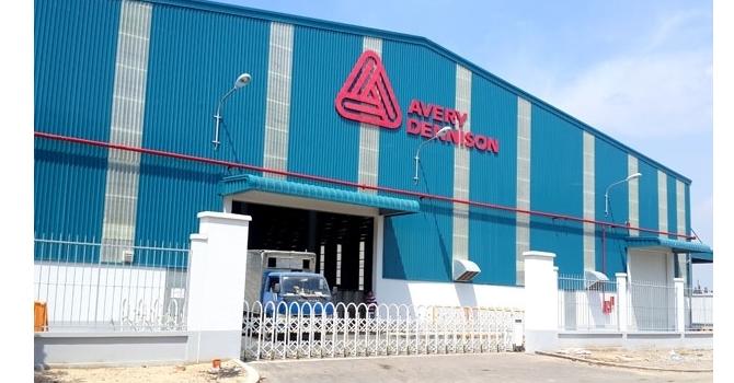 Tập đoàn Avery Dennison tăng đầu tư lên 40 triệu USD