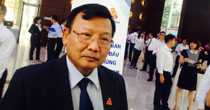 Tổng giám đốc Vissan: Nhà nước muốn Vissan lên sàn càng sớm càng tốt!