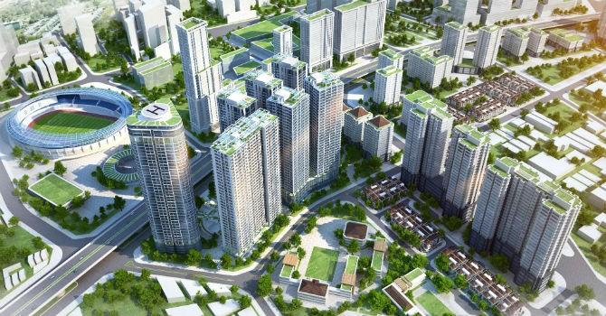 Đầu tư bất động sản xuyên quốc gia đang bùng nổ