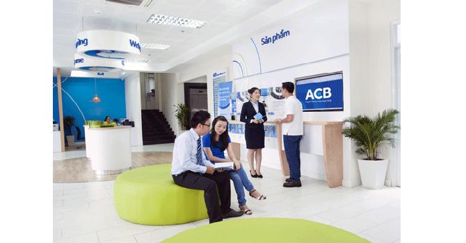 Mức sinh lời của ngân hàng ACB là 15%