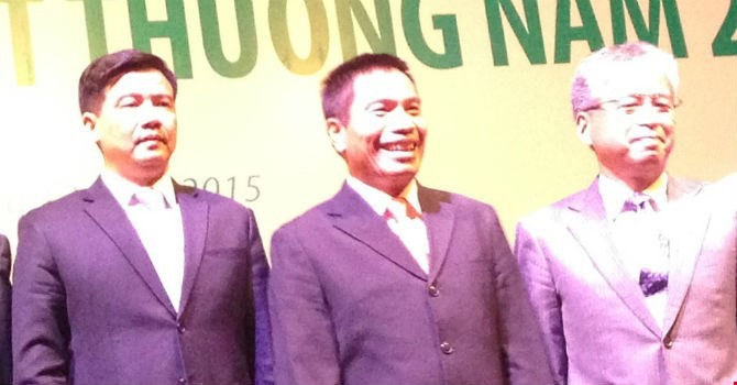 Ông Cao Xuân Ninh từ nhiệm thành viên HĐQT Eximbank