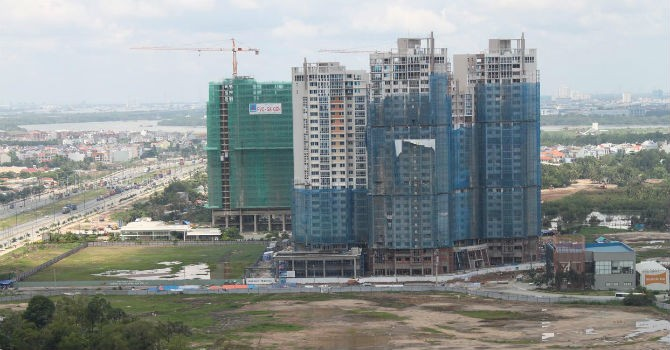 9.000 căn hộ được bán tại thị trường TP.HCM trong quý I/2016