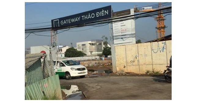 Vẫn tranh chấp, tại sao Gateway Thảo Điền được huy động vốn?