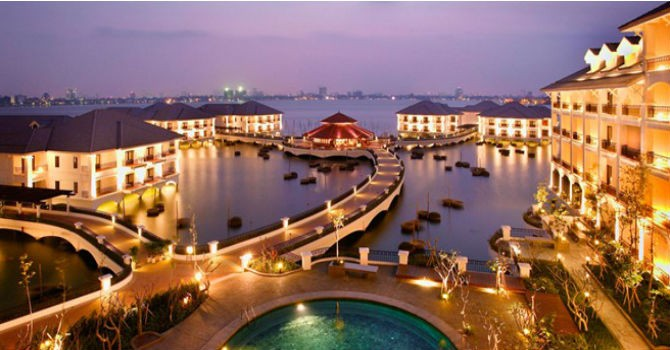 Khách sạn hạng sang của Việt Nam hấp dẫn ngang ngửa Thái Lan