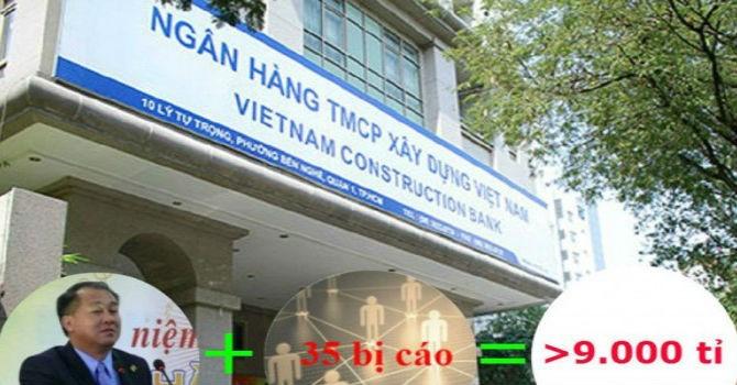 """[Infographic] Ngân hàng xây dựng và """"vòng xoáy"""" Phạm Công Danh"""