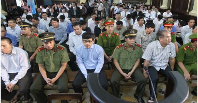 Xét xử đại án Phạm Công Danh: Bị cáo khẳng định có sự đồng ý của Trần Ngọc Bích khi rút 3.100 tỷ