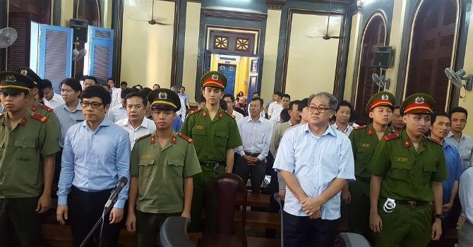 Phiên xét xử sáng 2/8: Phạm Công Danh khai vay tiền nhóm Trần Ngọc Bích không liên quan đến ngân hàng