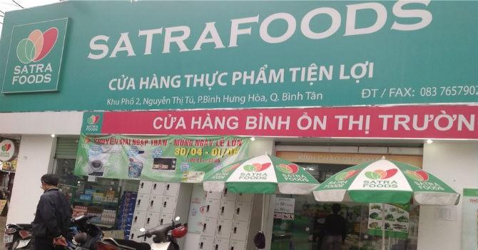 Tập đoàn CJ Hàn Quốc sẽ kinh doanh thực phẩm tại siêu thị Satra