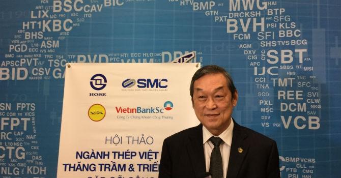 SMC: Đứng dậy sau cú sốc lớn của thị trường thép