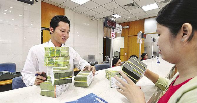 Hơn 10 tháng, ngân hàng TP.HCM cho vay ra 172.000 tỷ đồng