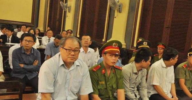 Phiên tòa phúc thẩm ngày 28/12: Phạm Công Danh kháng cáo toàn bộ bản án sơ thẩm
