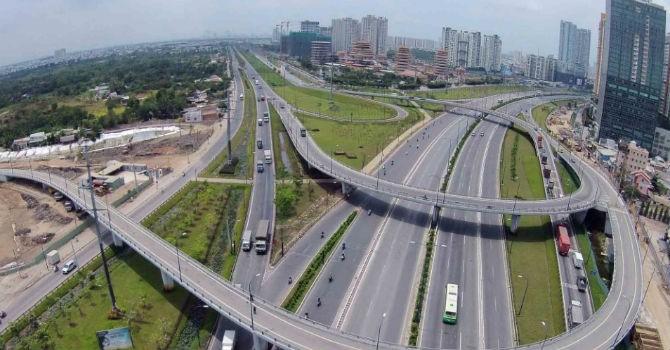 """TP.HCM: Bất động sản khu Nam bắt đầu """"dậy sóng"""" nhờ các công trình giao thông"""