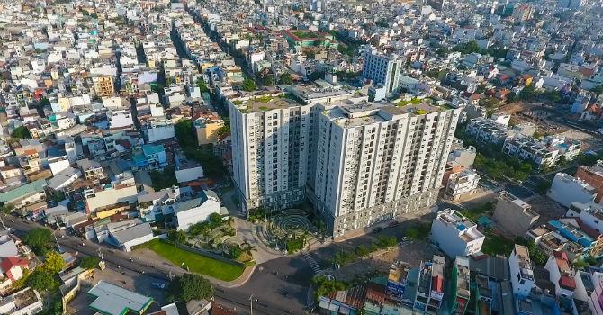 """Kế """"rã băng"""" thị trường bất động sản của doanh nghiệp Việt"""